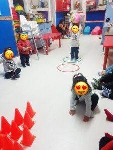 גן ילדים בגישת אלבאום 1