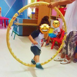 גן ילדים בגישת אלבאום