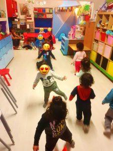גן ילדים בגישת אלבאום 2